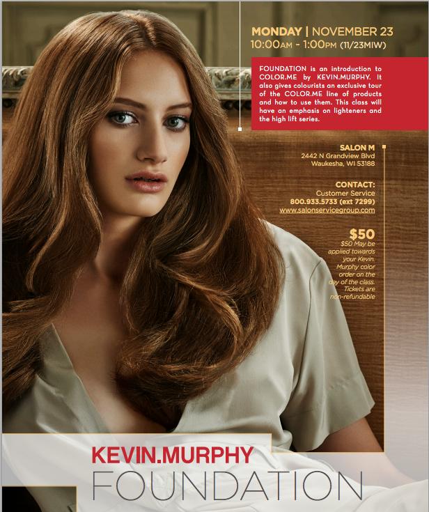 hair coloring course salon m